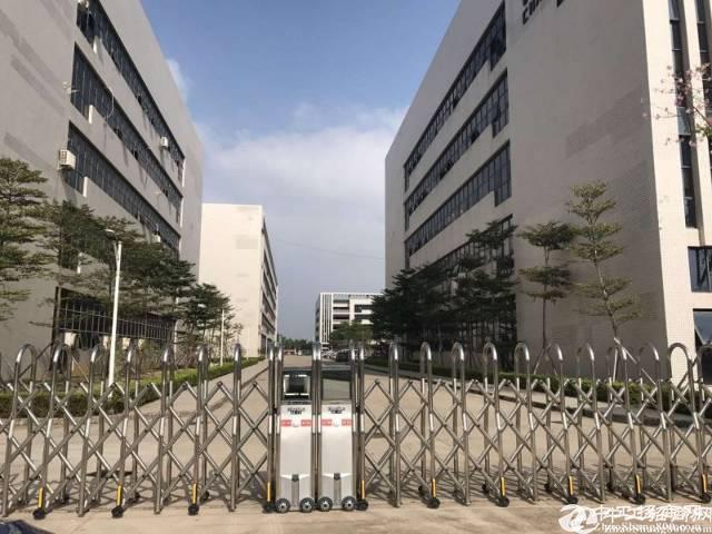 深圳罗湖3500平米11米高物流仓库,标准卸货平台!