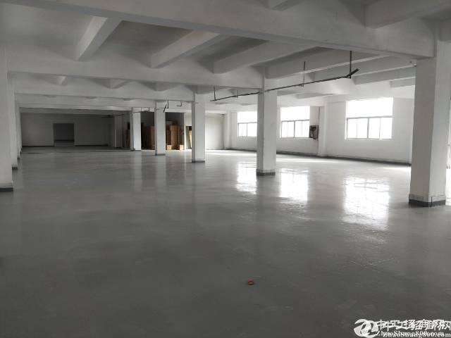 沙井大王山高新工业区3楼500平方厂房低价出租