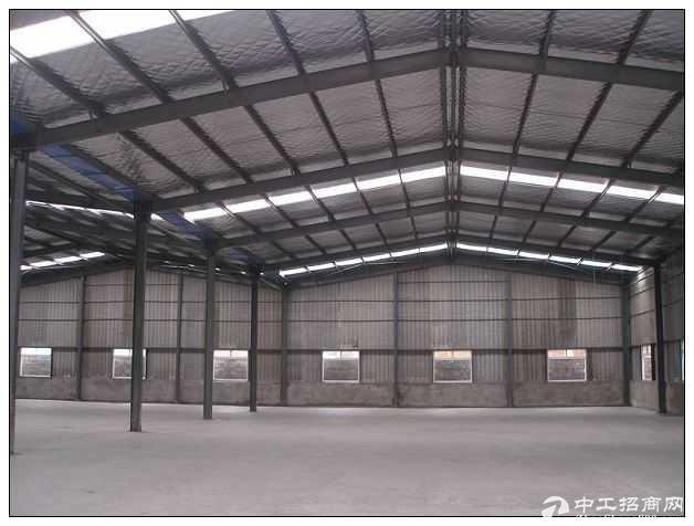 宝安石岩机荷高速出口4500平米带卸货平台仓库招租