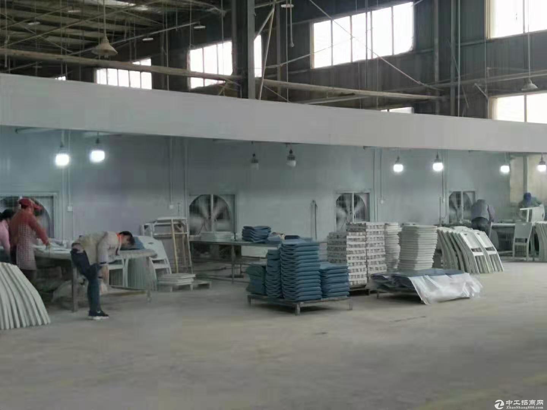 崇州工业园 家具厂房 钢结构带行车出租可分租