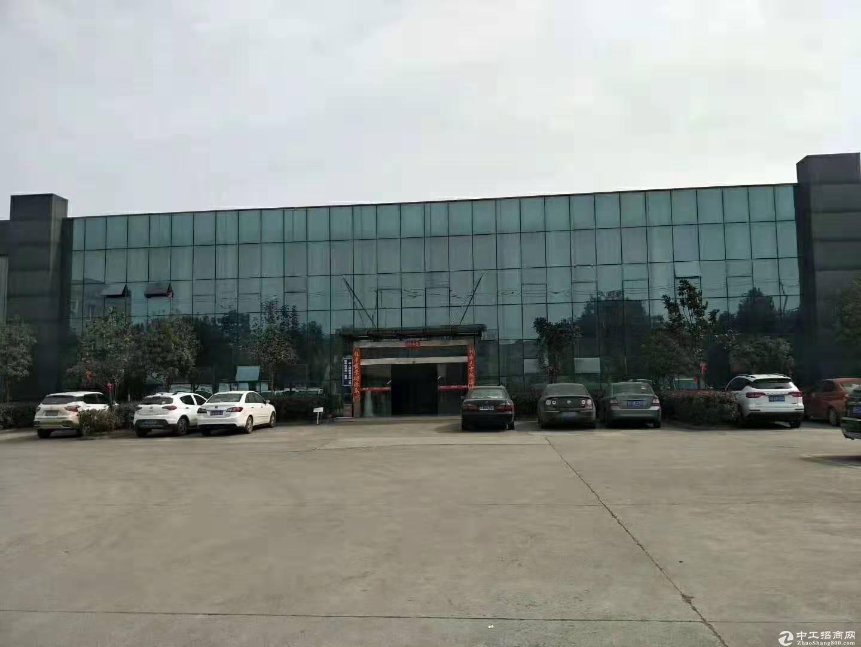 崇州工业园 家具厂房 钢结构带行车出租可分租-图2