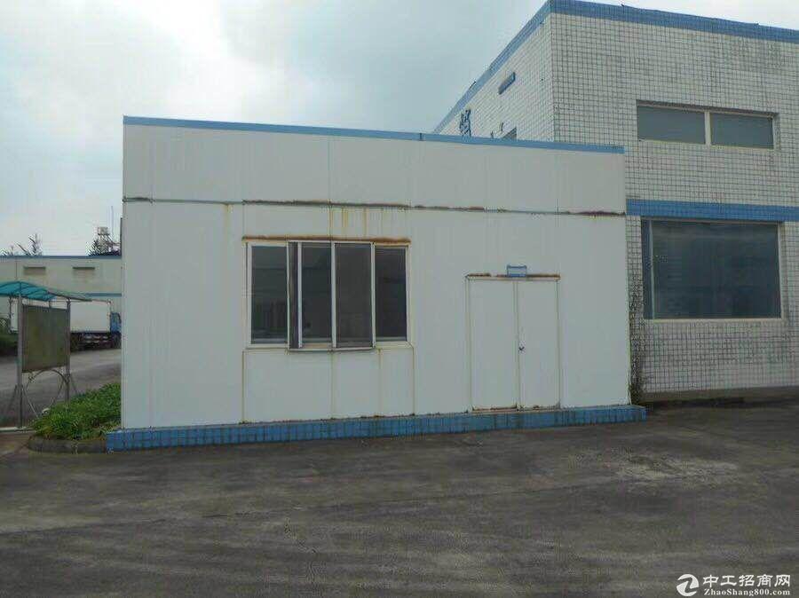 出租崇州工业园区1200平米底楼厂房,有鞋厂环评