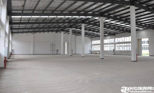 青山区武钢钢结构装备制造厂房    火热招租-图3