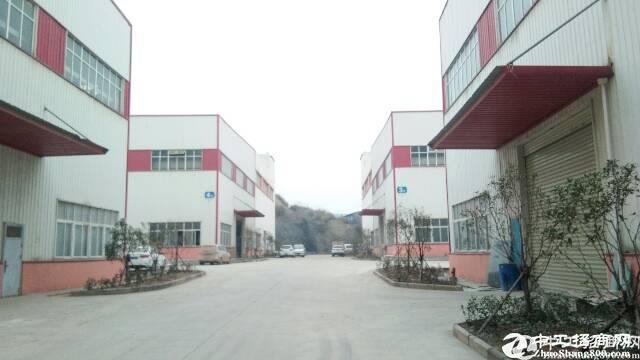 [江夏厂房] 江夏稀缺区原业主全新标准厂房