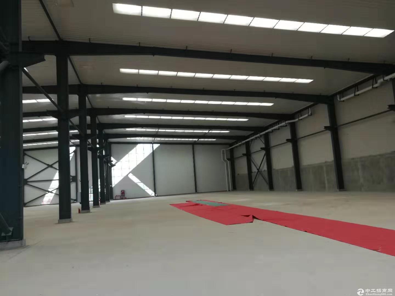 简阳工业园区独门独院3000平米钢结构厂房出租