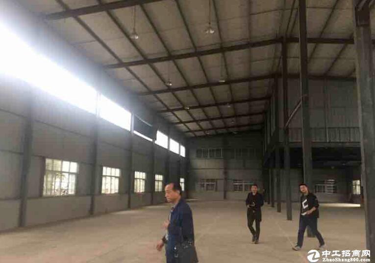 [汉南厂房] 东风大道物流厂房出租1000-3000平
