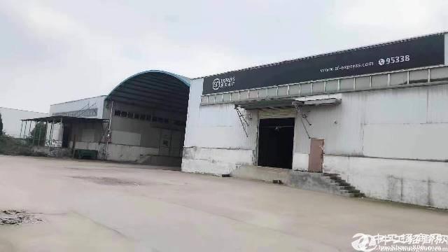 [蔡甸厂房] 顺丰工业园仓库1500出租,含税包物业