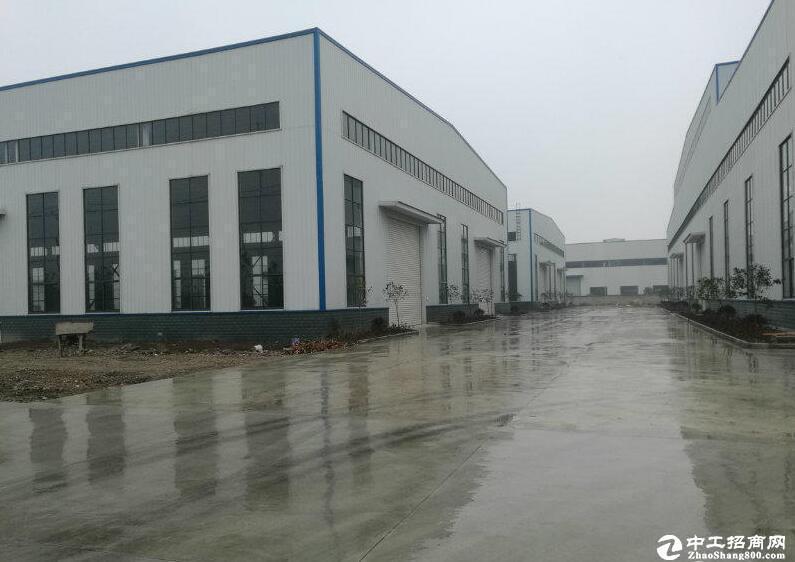 [蔡甸厂房] 1600-6700单层厂房出租,配电足可装行车