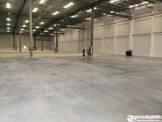 [蔡甸厂房] 高台库27000平米,独栋厂房,可仓储物流配送