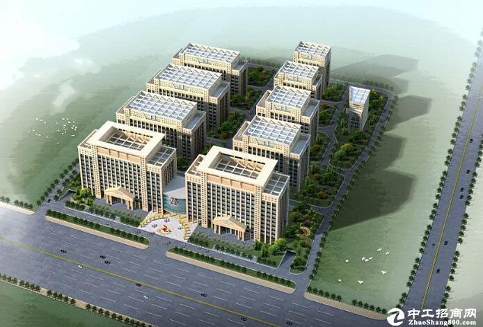 汉阳开发区黄金口花园式办公厂房3000平招租-图3