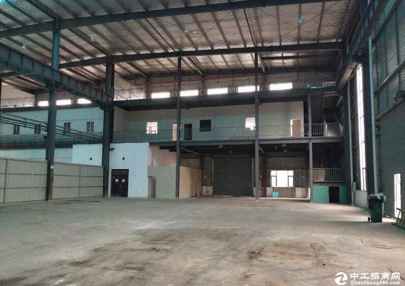 汉阳500~4000平米仓库出租可分租,配套齐全