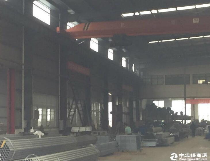 汉阳黄金口工业园大面积厂房出租,带宿舍