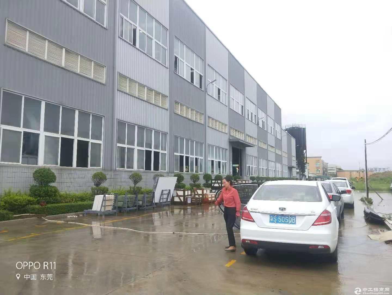 龙岗区域及周边标准钢结构8米以上厂房仓库24000平出租
