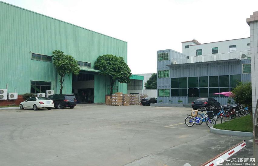 清溪镇占地7501㎡双证齐全厂房出售