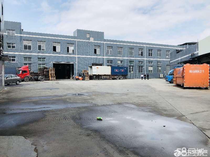 平湖华南城附近原房东一楼6米高厂房11000平出租