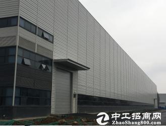 东西湖12000平米钢结构重工厂房,配50吨行车