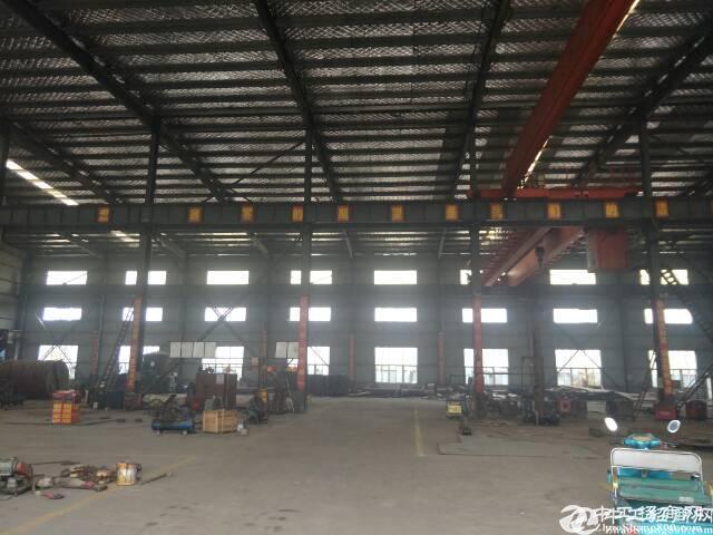 鄂州丁祖镇3000平米厂房,配10吨行车,可做重工业