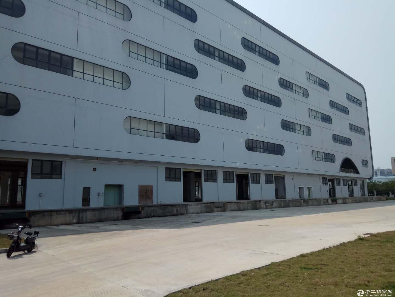 坪山新出全新产房15万平带红本大型卸货平台可做工厂仓库物流