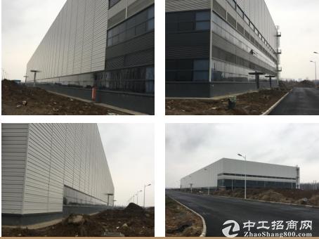 东西湖全新钢构高端装备工业厂房12017平方米出租