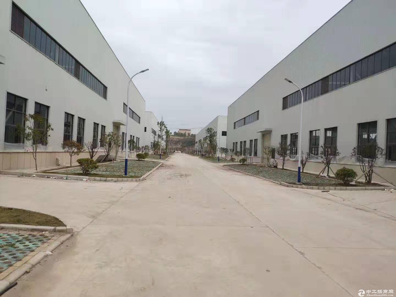 东西湖钢构厂房2000-15000方出租