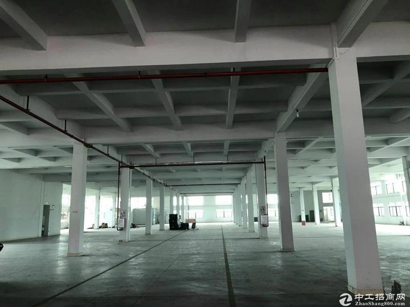 花都 新华工业区 1到2层独院2100平厂房出租,可分租