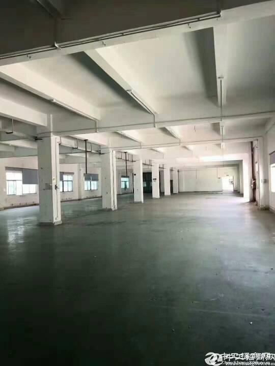 平湖辅城坳新出独院厂房一楼800平方招租