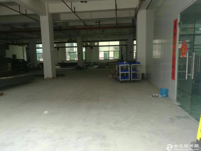 平湖辅城坳工业区独院厂房新出一楼780平方招租