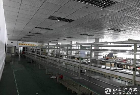 福永怀德翠岗工业区3楼265平米出租