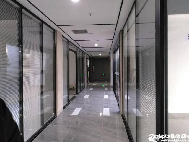 石岩商业中心附近新出300平办公室招租