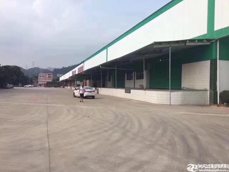 清溪镇独院10米高钢构厂房28000平方出租
