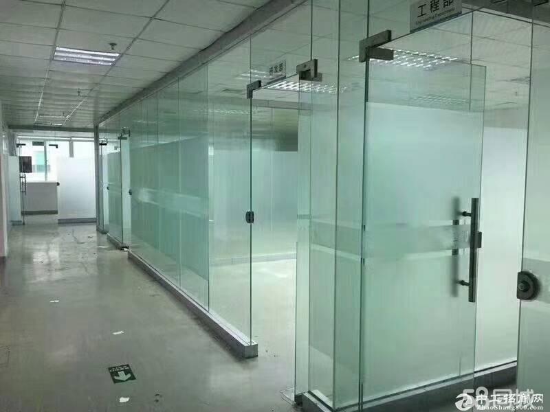 平湖富民工业区带装修2楼1500平方出租