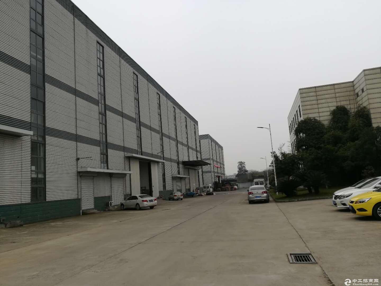 544平米标准正规园区厂房园区内有食堂和住宿现出售