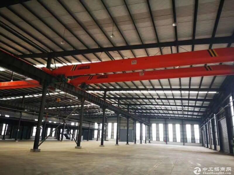 崇州经济开发区带行车,层高12米厂房出租