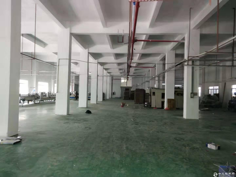 平湖上木古工业园一楼1000平厂房仓库急租