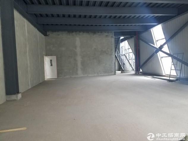 独栋单层带办公钢结构厂房,可分