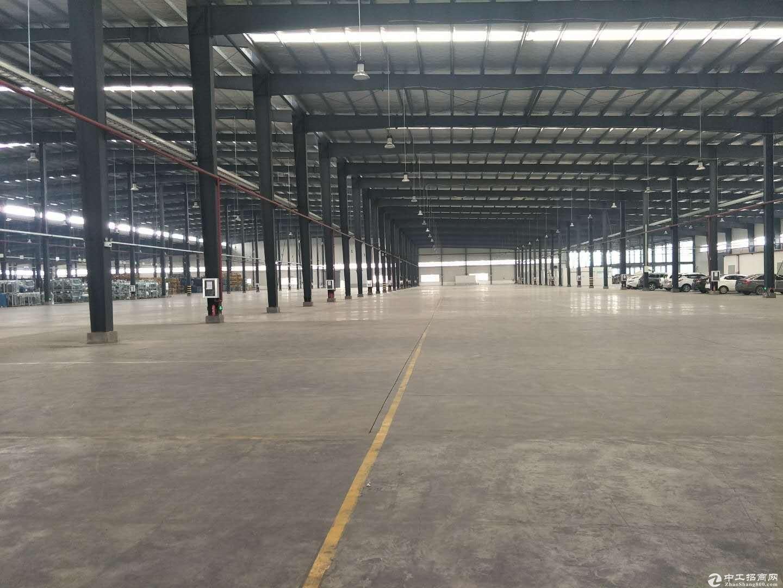 蔡甸工业园区大型钢结构单体库15000平方出租-图3