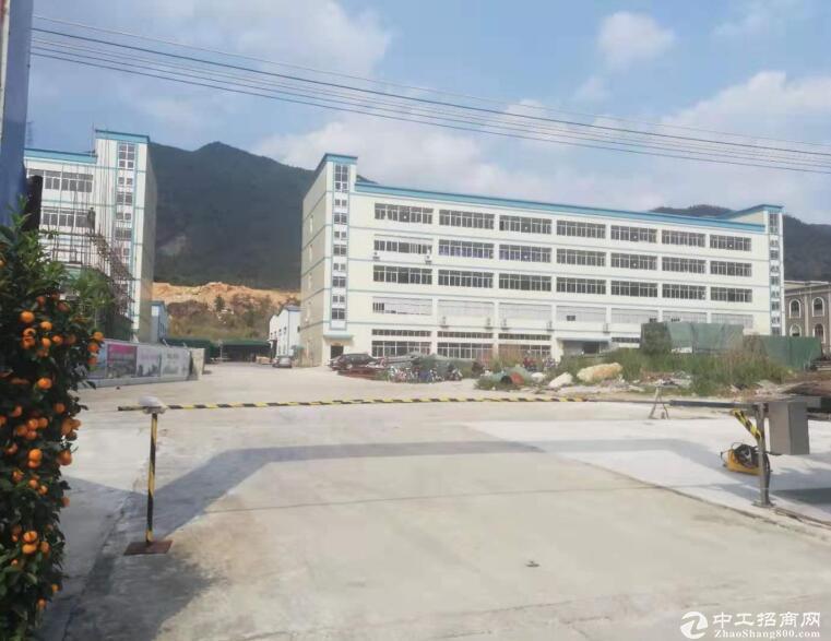 清溪马路边占地13500平建筑10000平国有土地及厂房