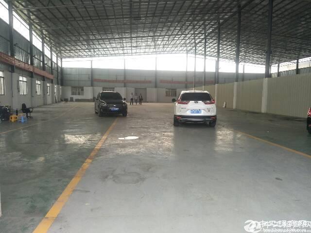 番禺钢构仓库厂房1700平滴水11米有牛角