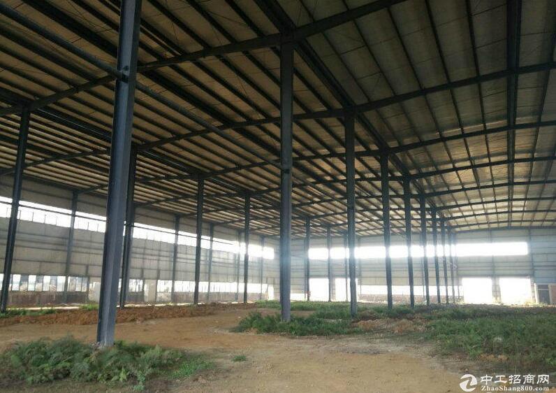 出租西航港工业园独院20000平米钢构厂库房