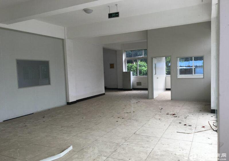 西航港双华路框架独栋厂库房1700平米出租