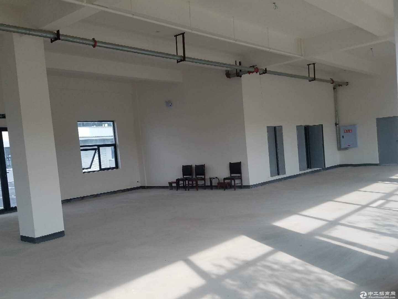 4000m² 全新办公研发楼,单层1000m²