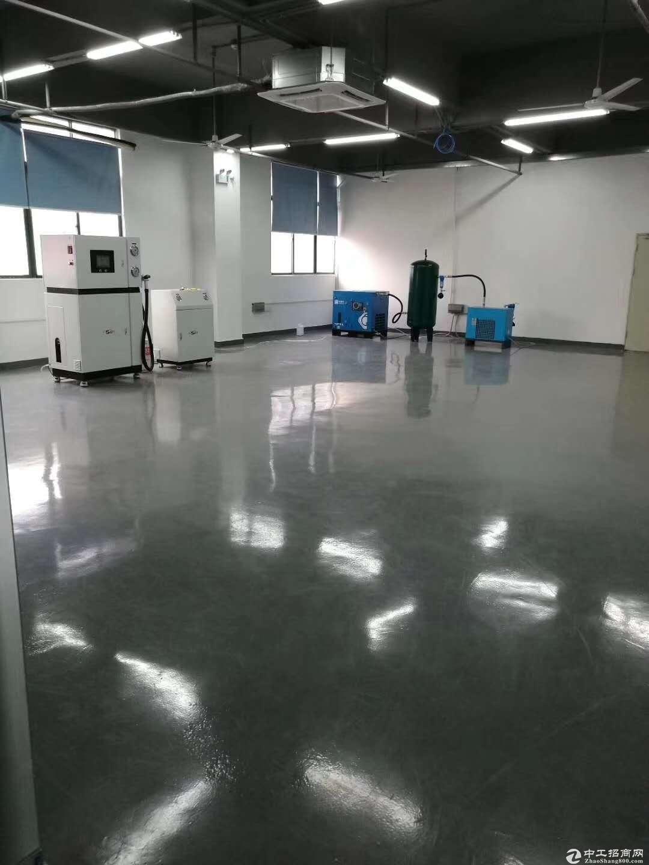 福永和平中心工业区楼上精装修厂房加办公室招租面积整层1500平-图4