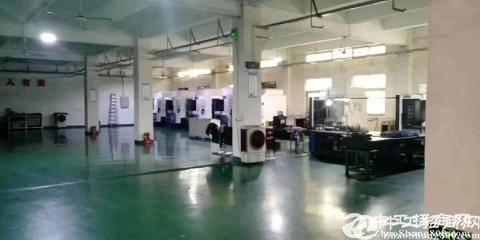 [福永厂房]福永龙王庙新出一楼带装修1300平方原房东厂房出
