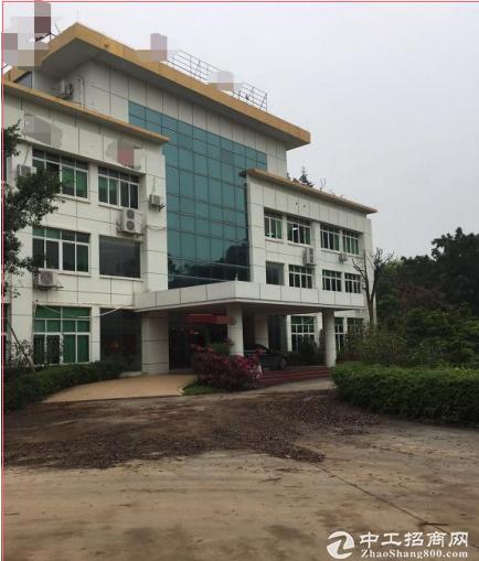 中山占地33333㎡建筑 13500 ㎡双证齐全厂房出售