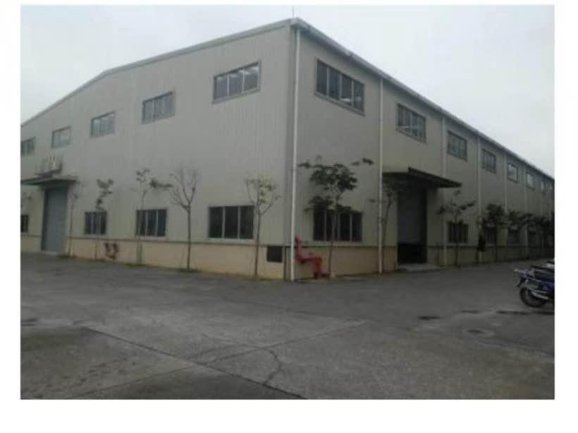新建好的钢构厂房出售,手续完整,年限长