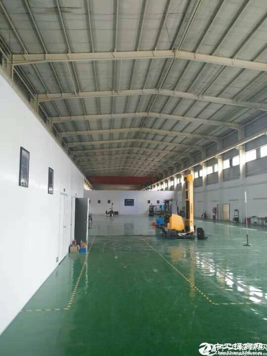 [坪山厂房]坪山六联深汕路边靠龙岗新出1500平钢结构厂房出租高7米
