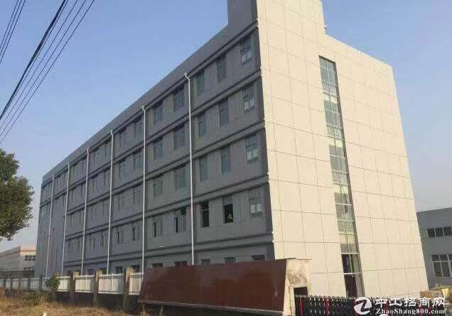 黄陂三里桥街生产性厂房出售,独栋5层!