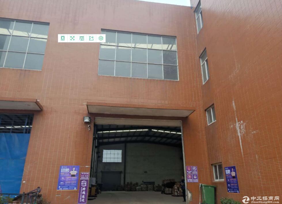 出售新洲阳逻经济开发区2000平钢构厂房