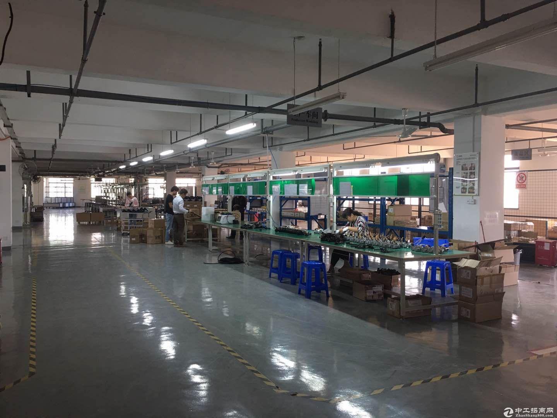 龙岗中心城3公里宝龙工业区1500平电子厂房出租-图6