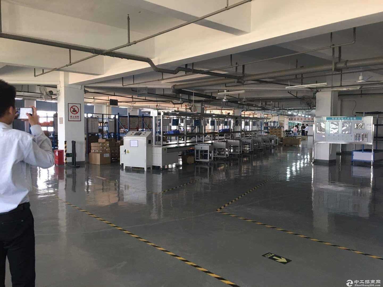 龙岗中心城3公里宝龙工业区1500平电子厂房出租-图7